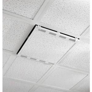 CHIEF 2 X 2 AV Above Suspended Ceiling Box w/Column Drop