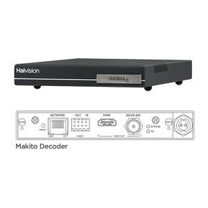 HAIVISION Makito Decoder BladeHDSD H264 IP Video Decoder HD