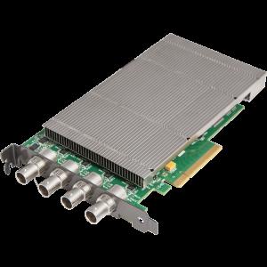 DATAPATH 4 channel 3G-SDI capture card