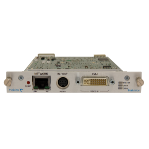 HAIVISION Makito X Single DVI Encoder Blade H264 High Profi
