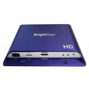 BRIGHTSIGN HD224 Standard IO Player