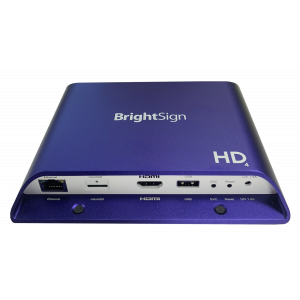 BRIGHTSIGN HD1024 Expanded IO Player
