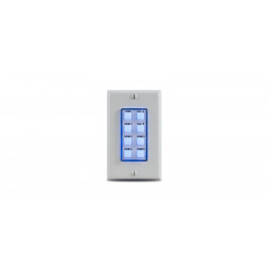 ATLONA 8 Button Decora IP Control Panel System