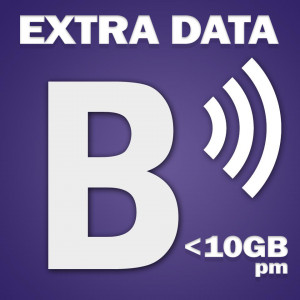 BRIGHTSIGN Additional Data Per account <10GB pm