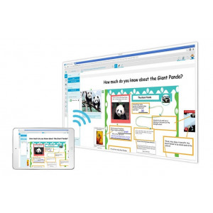 SMART Education 2075 Non Touch Display w/Learning Suite
