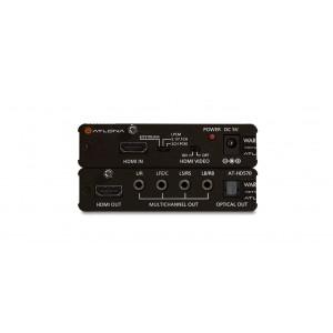 ATLONA HDMI Audio DeEmbedder