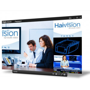 HAIVISION Furnace Base System with Playback 20100 InStream