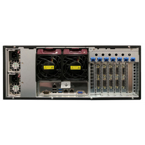 JUPITER C1000 Chassis w/4 Direct Inputs 4 x 4K or 8 x 1080p, outputs
