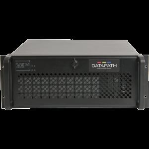 DATAPATH Dual Xeon(8core)+800W RPSU+64GB RAM+2x240SSD+Win10