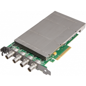 DATAPATH 4 channel 3G-SDI capture card