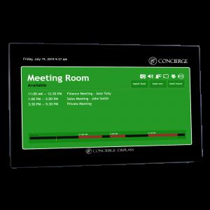 """CONCIERGE Concierge 21.5"""" Room Booking Display"""