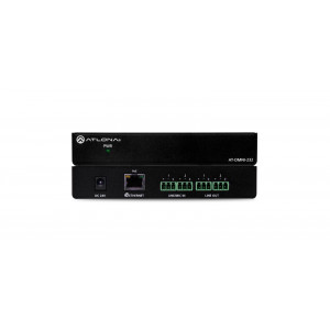 ATLONA OmniStream232 IP / Analog Audio Bridge