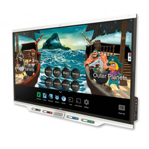 SMART Education 7275 Intractive Panel with IQ & SLS