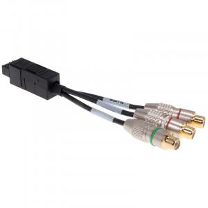 HAIVISION MakitoBarracuda Audio Breakout Cable Unbalanced P