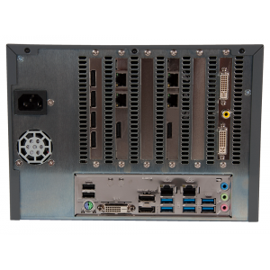 DATAPATH 4x HDMI inputs, 12x DP/HDMI outputs WC10STD