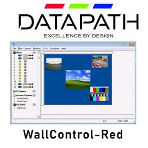 DATAPATH WALLCONTROL-RED Wall Processing Software No SQX IP