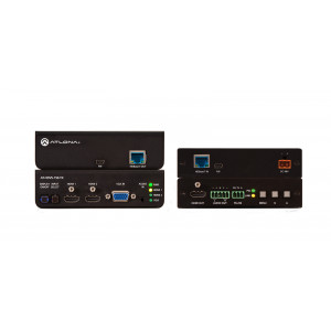 ATLONA (KIT) HDBaseT TX/RX with Three-Input Switcher and