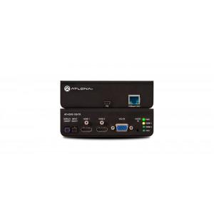 ATLONA (TxOnly) Dual HDMI & VGA/Audio to HDBaseT Switcher